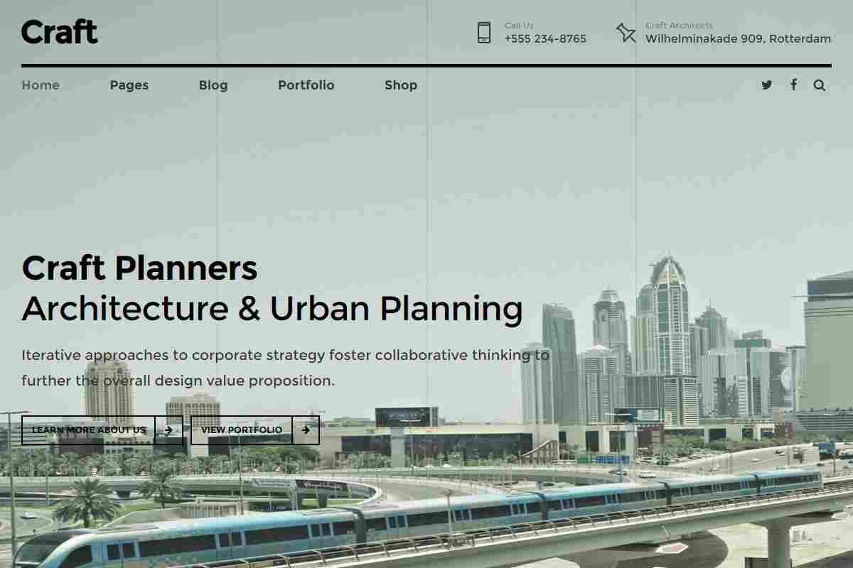 Urban planners
